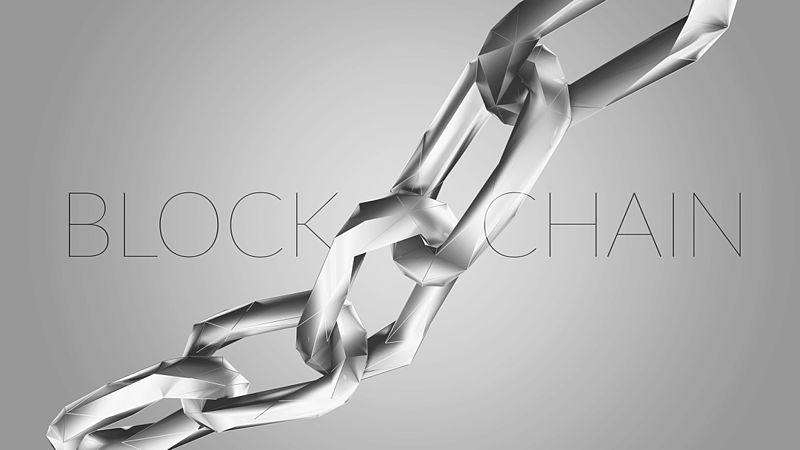 Blockchain Illustration