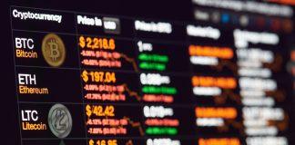 cryptocurrencies exchanges