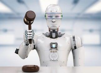"""Code is Law"" - source: Shutterstock"