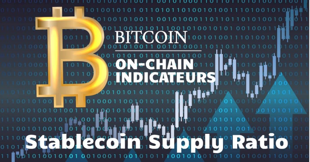 Stablecoins supply ratio